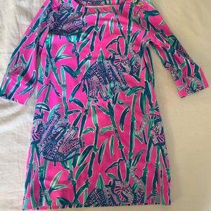 Lilly Pulitzer small elephant dress